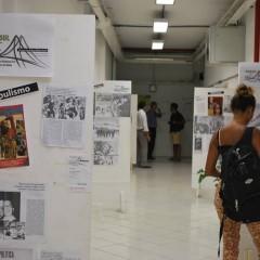 Exposição reprográfica mostra os grandes momentos da imprensa durante o regime militar